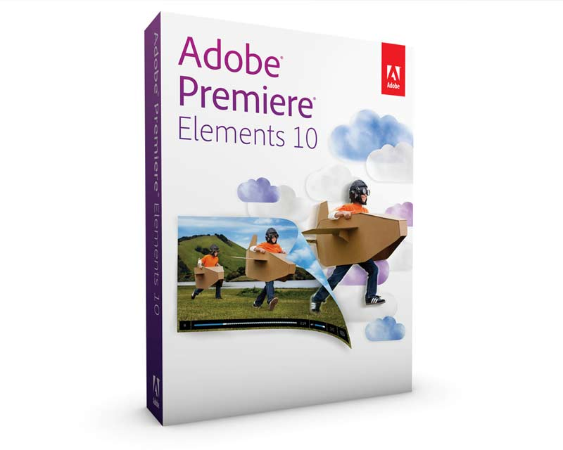 Adobe Premiere Elements v.10.0 x86-x64 Multilingual Updated + Crack