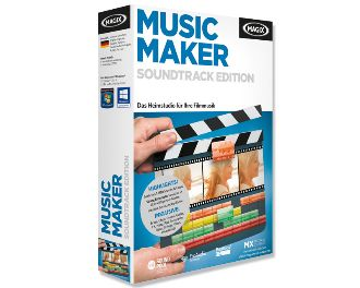 MAGIX Music Maker SE web kl