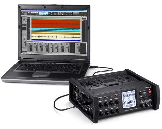 thumb Roland R88 and PC WEB