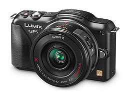 Panasonic DMC-GF5k H PS14042 slant off