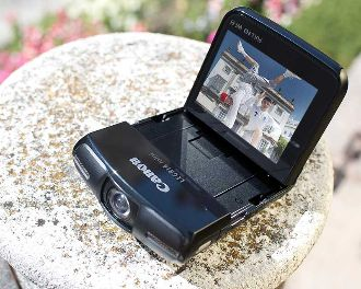 canon legria mini black web