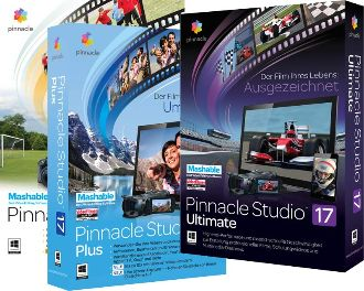 Pinnacle Studio17
