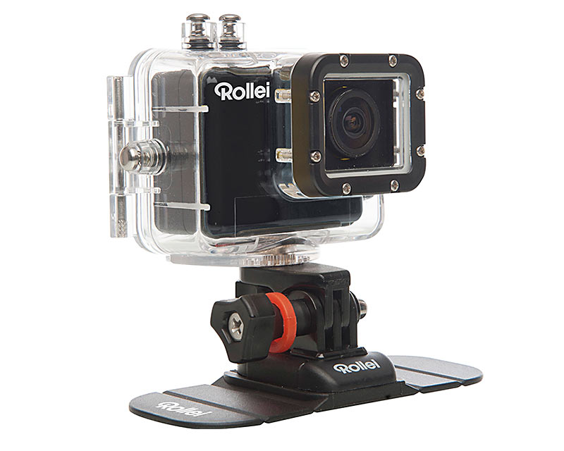 action cam test rollei actioncam s 50 nitro circus. Black Bedroom Furniture Sets. Home Design Ideas