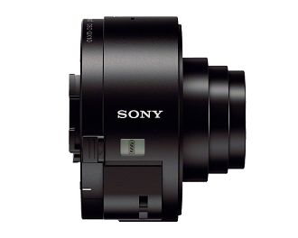 Sony DSC qx10 800x640 display
