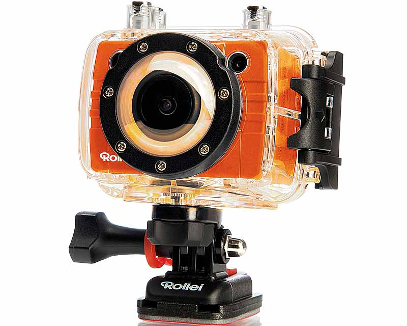 rollei 5s wifi diving edition actioncam f r taucher. Black Bedroom Furniture Sets. Home Design Ideas