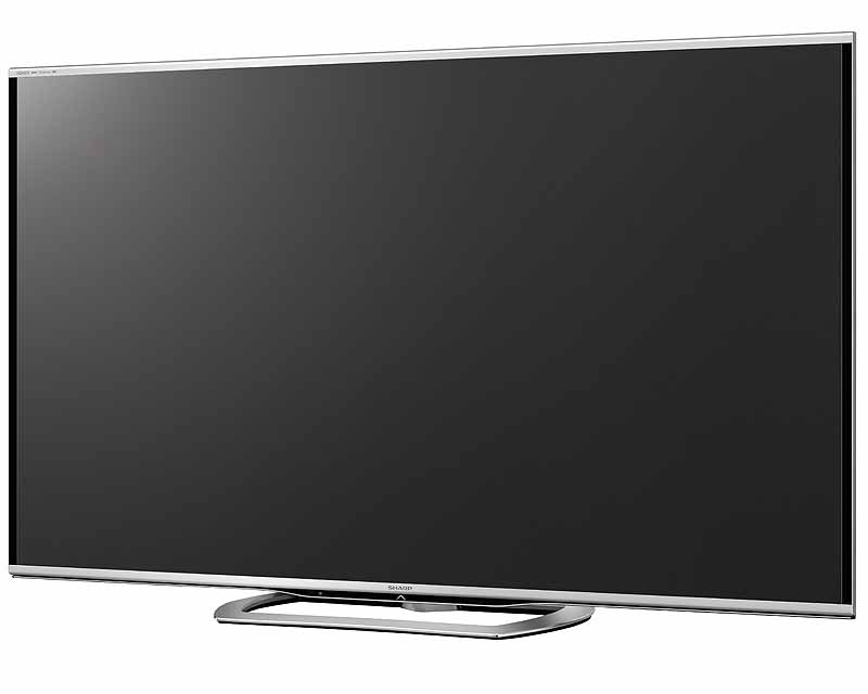 sharp aquos le857e serie lcd fernseher bis 80 zoll. Black Bedroom Furniture Sets. Home Design Ideas