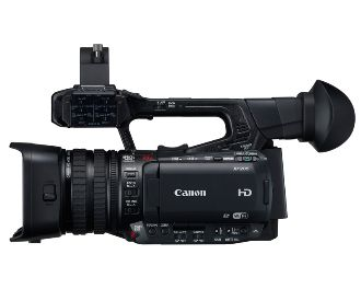 Canon XF205 SIDE-LEFT