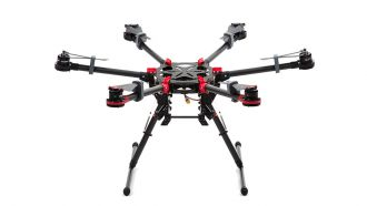 dji spreading wings s900 top