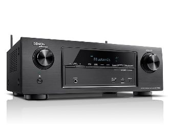 denon receiver avr x1100w side web