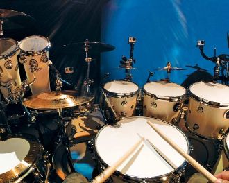 TonyRoyster Drums