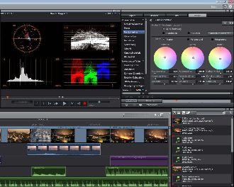 Magix VideoProX6 Messinstrumente