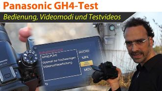 2014 04 Panasonic GH4-Test News