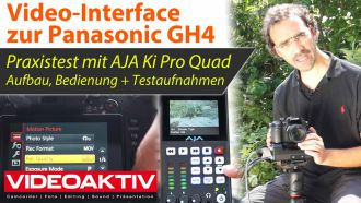 2014 07 GH4 Videointerface News