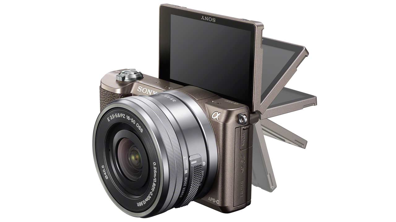 sony alpha 5100 systemkamera mit xavc s video. Black Bedroom Furniture Sets. Home Design Ideas