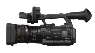 Sony pxw x200 side web
