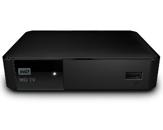 WD-TV personal front web