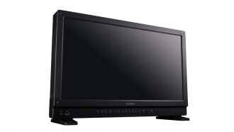 canon dp v2410 front web