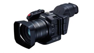 canon xc10 side web