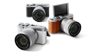 Fujifilm X A 2 line up web