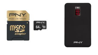 PNY MicroSD 64GB cl51 powerpack web