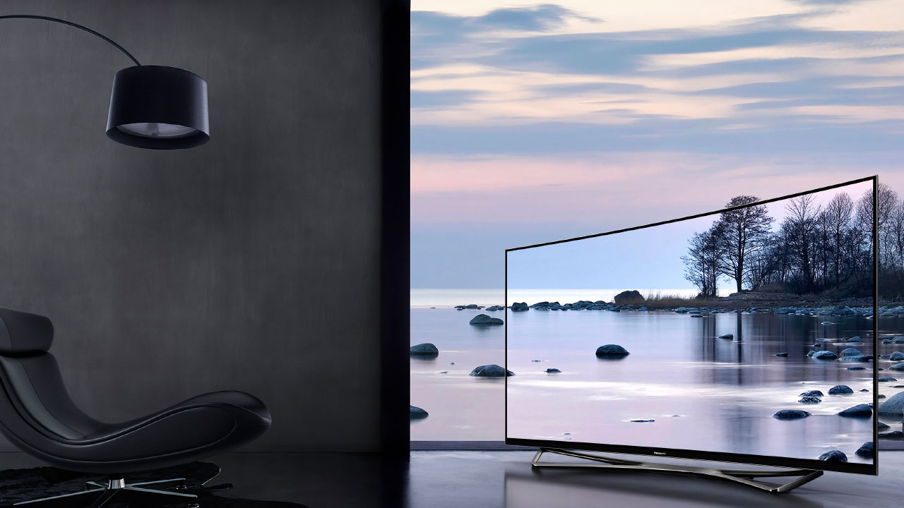 ifa 2015 panasonic tx 65czw954 uhd oled tv mit 65 zoll. Black Bedroom Furniture Sets. Home Design Ideas