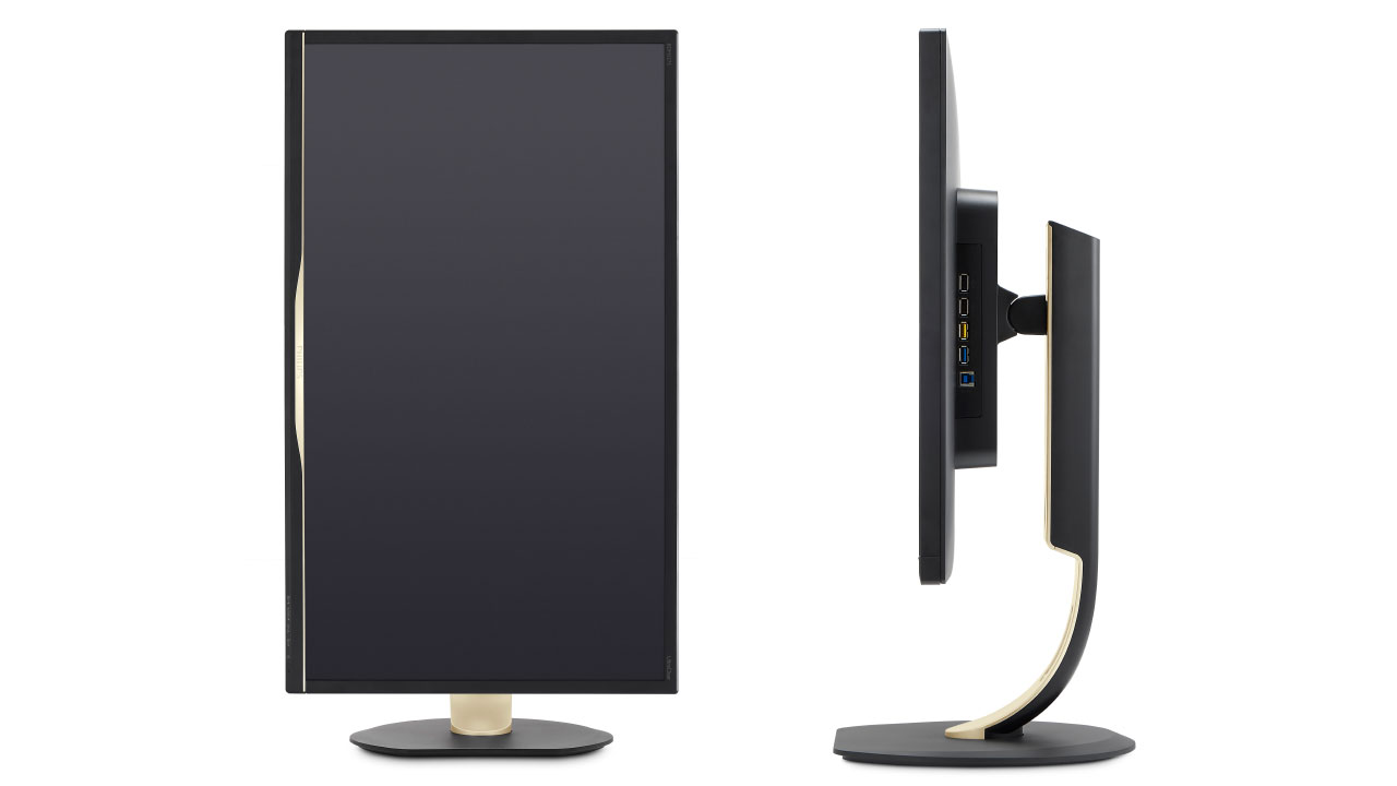 philips bdm3275up uhd monitor mit 32 zoll. Black Bedroom Furniture Sets. Home Design Ideas