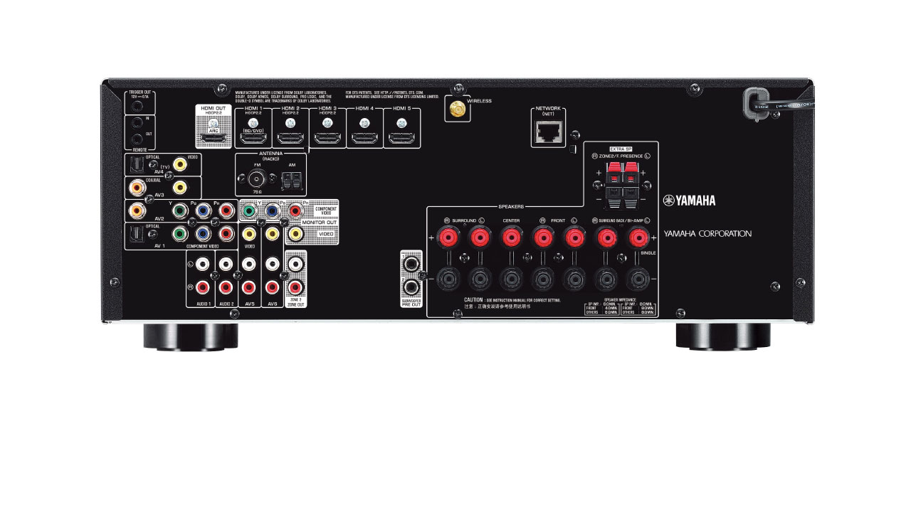 yamaha rx v679 779 4k ultra hd receiver f rs heimkino