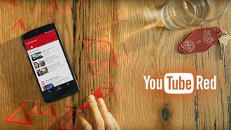 youtube red web