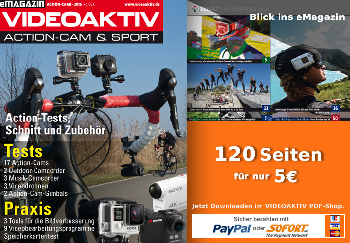 Actioncam 2015 eMag