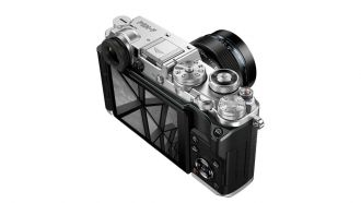 Olympus Pen F back web