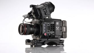 Panasonic Varicam LT side web