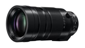 panasonic LeicaDG RS100-400 side web