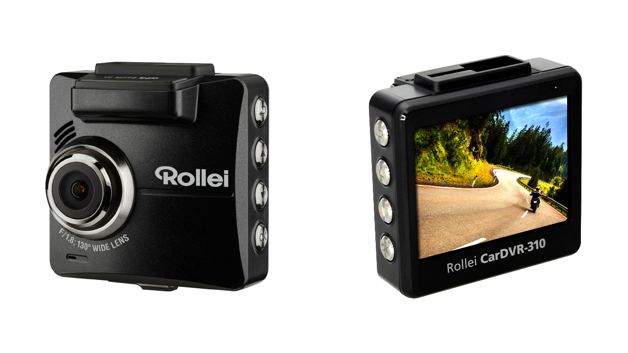 rollei cardvr 310 300 dashcams mit 2k und full hd aufl sung. Black Bedroom Furniture Sets. Home Design Ideas