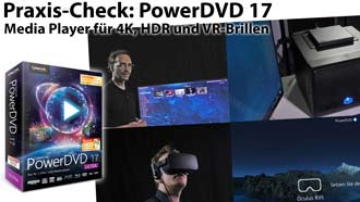 2017 04 CyberLink PowerDVD Titel News