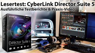CyberLink Director Suite 5 lesertest