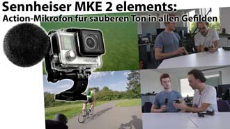 2017 09 Sennheiser MKE2elements News