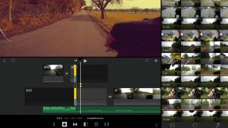 Apple iMovie web