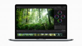 Apple Final Cut Pro X color wheel