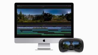 Apple Final Cut Pro X iMac HDR AR
