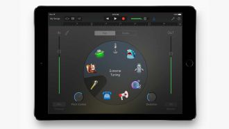 Apple GarageBand_iPad