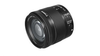 Canon EF S 18 55mm f4 5.6 IS STM FSL