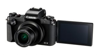 Canon PowerShot G1 X Mark III FSL LCD Out