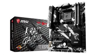 MSI AM4 X370 Krait gaming web
