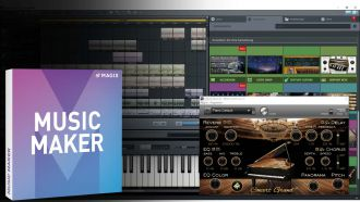 Magix Music Maker web