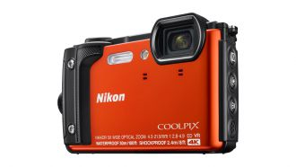 Coolpix W300 side web