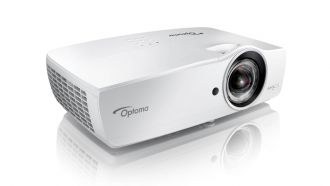 optoma EH460ST front web