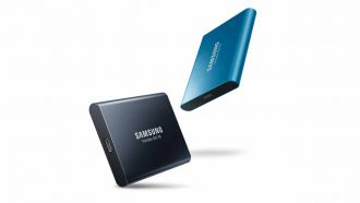 Samsung Portable SSD T5 Duo