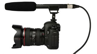 Tascam Tm 150sg s side dslr camera web