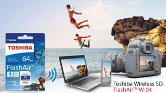 Toshiba FlashAir W 04 web