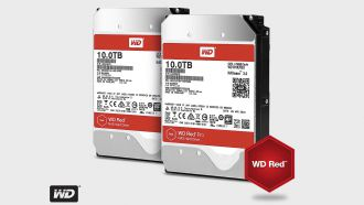 wd red red pro web